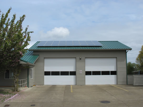 Corvallis Fire & Rescue Station