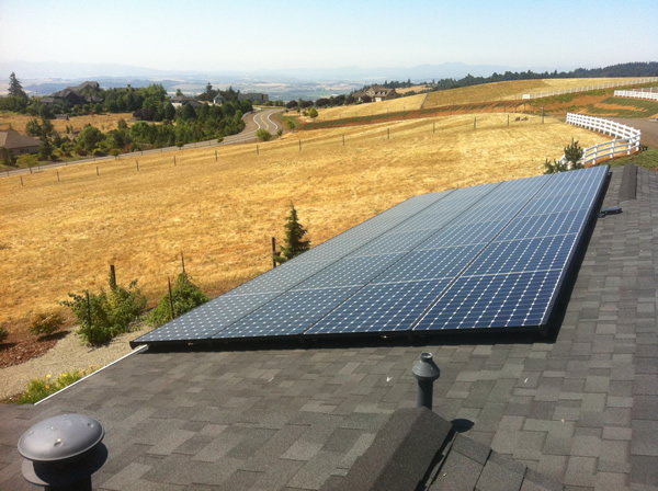 High quality solar electric systems